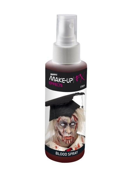 Fake Blood Spray Halloween Make Up Shindigs Com Au