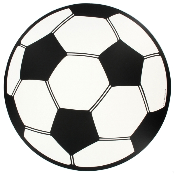 football cutout template - soccer ball cut out patterns kid pattern patterns kid