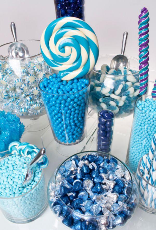Candy Buffet Ideas Amp Supplies Single Colour Lollies Shindigs Com Au