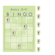 Mod Mom Party Game: Bingo Game For 10 Players Pk 1