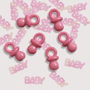 Baby Shower (Girl) Confetti Plus Dummies (14g) Pk 1