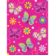Butterfly Sparkle Stickers Pk 2 (2 Sheets of 12 Stickers)