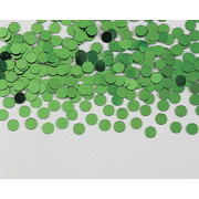 Citrus Green Dots Confetti (14gm) Pk 1