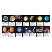Space Blast Party Favour Fact Cards Pk 14