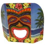 Party Game Luau Tiki Bean Toss Pk1