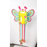 Butterfly Pull String Pinata Pk 1