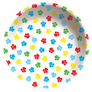 Pawty Time! 6in - 15cm Plastic Bowl Pk 1
