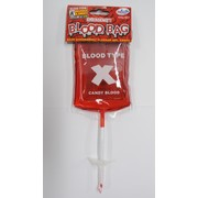 Candy Blood Bag 100g Pk 1