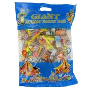 Giant Gummy Lollies Party Bag 500g Pk 50