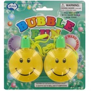 Smile Party Bubbles Necklace Pk 2