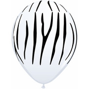 Assorted Safari Latex Balloons Pk10
