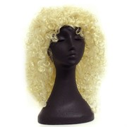 80's Party Wig - Glamour Ringlets Blonde Pk1