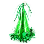 Green Party Hat Weight Pk 12