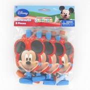 Mickey Mouse Party Blowouts Pk8