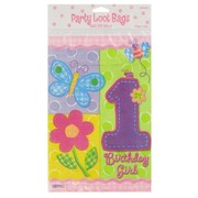 Loot Bags Hugs & Stitches Girls Pk8