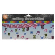 Decoration Ceiling Disco 3.70mx30.5cm Pk1