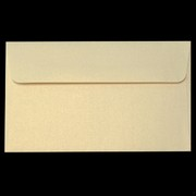 Envelope 11B Pack Curious Metallic White Gold Pk20