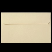Envelope 11B Pack Via Cream White Pk20