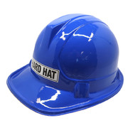 Royal Blue Construction Hat Pk 1