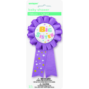 Big Sister Award Ribbon Pk 1