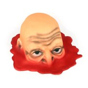 Bloody Face Table Centrepiece Decoration Pk 1