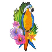 Cutout Tropical Luau Bird 40cm Pk1