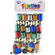 Party Poppers Pk20