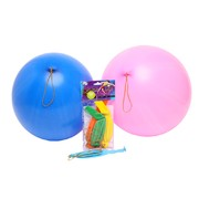 Punchball Balloons Pk 3 (Assorted Colours)