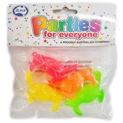 Party Favours - Train Whistles Pk 4