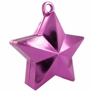 Balloon Star Weight Pink Pk1