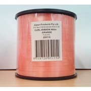 Orange / Peach Curling Ribbon (460m) Pk 1