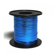 Metallic Blue Curling Ribbon (225m) Pk 1