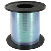 Iridescent Blue Metallic Curling Ribbon 225m Pk1
