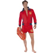Adult Baywatch Lifeguard Costume (Medium) Pk 1