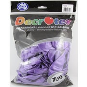 Pearl Lilac Latex Balloons (12in - 30cm) Pk 100