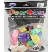 Pearl Mixed Latex Balloons (12in - 30cm) Pk 100