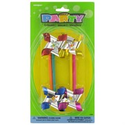 Party Favours - Pinwheels Pk 4