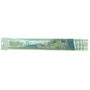 Baby Shower Foil Banner 3.6m - Blue Stitching Pk1