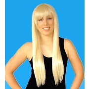 Party Wig - Paris / Abba (Blonde) Pk1