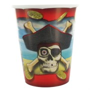 Cups Pirate Bounty Pk8