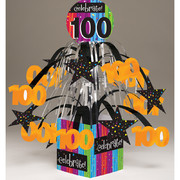 Milestone Celebrations 100 Mini Centrepiece Pk 1
