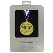 Award Medal - Worlds Greatest Mum Pk1