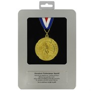 Award Medal - Greatest Fisherman Pk1