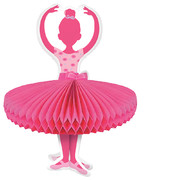 Tutu Much Fun Honeycomb Centrepiece Pk 1