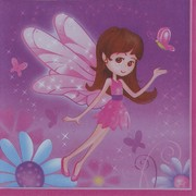 Fairy Whimsy Lunch Napkins Pk 16