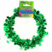 Garland Green Star 6m Pk1