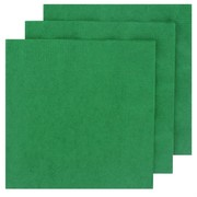 Emerald Green Party Napkins - Cocktail 2 Ply Pk20