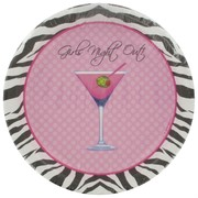 Hen's Night Party Plates - Small 17cm Sassy & Sweet Pk8