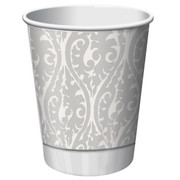 Devotion (Christening) 9oz Paper Cups Pk 8