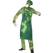 Biohazard Man Adult Halloween Costume (Large)